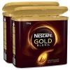 Nescafe Gold Blend Instant Coffee Tin 750g Ref 12284102 [FREE Milky Bar Buttons] Jan-Mar 2017