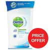 Dettol Antibacterial Surface Cleaning Wipes Ref 3007228 [Pack 84] [Price Offer] Jan-Mar 2017