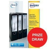 Avery Filing Labels Laser Lever Arch Ref L7171 [100 Labels] [Competition Offer] Jul-Sep 2017