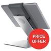 Durable Table Tablet Holder Aluminium Ref 893023 [FREE Cleaning Kit] Apr-Jun 2018
