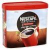 Nescafe Original Instant Coffee Granules Tin 750g x2 Ref 12283921 [FREE Biscuits] Apr-Jun 2018