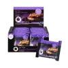 Traidcraft Cookies Double Choc Fairtrade 2 per Minipack Ref A07822 [Pack 16]