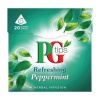 PG tips Infusions Peppermint 20Bags PK4