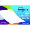 Avery Address Labels Roll 89x37mm Ref AL02 [250 Labels]