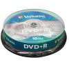 Verbatim DVDplusR Spindle PK10