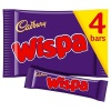 Cadbury WISPA Chocolate Bars Ref 4248639 [Pack 4]