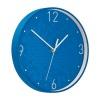 Leitz WOW Wall Clock 290x290x43mm Blue Ref 90150036