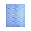 2Work Med Weight Cloth 380x400mm Blue (Pack of 5) 103179B
