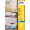 Avery Quick DRY Addressing Labels Inkjet 18 per Sheet 63.5x46.6mm White Ref J8161-25 [450 Labels]
