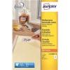 Avery Labels Removable Laser 8 per Sheet 96x63.5mm White Ref L4745REV-25 [200 Labels]