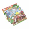 Crafti's Kids Activity Sheet Assorted Designs Pack of 500