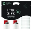 MyCafe Cups Caddy 12oz Cups and Lids (Pack of 50) HVDWCP12MC