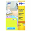 Avery White Mini Laser Labels (Pack of 8400) L7656-100