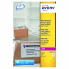 Avery Weatherproof White Parcel Label 99.1 x 57mm 10 Per Sheet Pack of 250 L7992-25