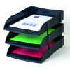 Avery DTR Eco Letter Tray W270 x D360 x H60mm Black DR100BLK