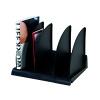 Avery DTR Eco Book Rack W372 x D260 x H275mm Black DR300BLK