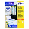 Avery Lever Arch Filing Laser Labels (Pack of 400) L7171-100