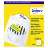 Avery CD/DVD Paper Sleeve Window XL White (Pack of 100) SL1760-100