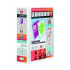 Elba Panorama 65mm 4 D-Ring Binder A4+ White (Pack of 10) 400001305