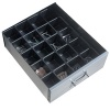 Bisley Multi Drawer Insert Tray Plastic 24 Compartments 224P5