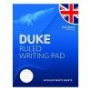 Duke Ruled Writing Pad 40 Sheets (Pack of 10) OBS066