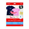 Canon Dark Fabric Iron-On Transfers A4 4006C002