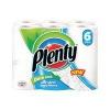 Plenty Kitchen Roll White M01370 (Pack of 6)