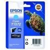 Epson T1572 Cyan Inkjet Cartridge C13T15724010 / T1572