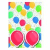 Balloons Gift Wrap and Tags Pack 12