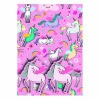 Pink Unicorns Gift Wrap and Tags (Pack of 12) 27237-2S2T