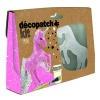 Decopatch Mini Kit Unicorn (Pack of 5) KIT009O