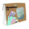 Decopatch Dolphin Mini Kit (Pack of 5) KIT016O