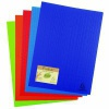 Exacompta Forever Display Book 20 Pocket Assorted (Pack of 20) 882570E