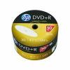 HP DVD-R Inkjet Print 16X 4.7GB Wrap (Pack of 50) 69302