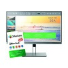 HP Elitedisplay E233 23Inch Monitor FOC 6 Month Officesuite Licence