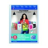Oxford Display Book Polyvision 40 Pocket PP A4 Clear 100206232