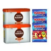 Nescafe Azera Americano Coffee 500g (Pack of 2) Plus FOC Haribo Starmix 140g (Pack of 3) NL819853