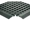 Black Rubber Worksafe Mat 312475