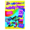 Art Box Activity Paper Pad A4 Assorted (Pack of 12) TAL06872